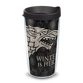 """Game of Thrones """"Winter is Here"""" Tumbler by Tervis"""