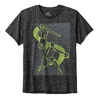 Boys 8-20 Tek Gear® Slam Basketball Tee