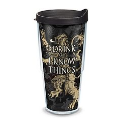 Game of Thrones 'I Drink and I Know Things' Tumbler by Tervis
