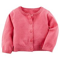 Baby Girl Carter's Cardigan Sweater