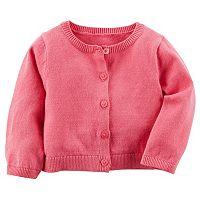 Baby Girl Carter's Cardigan Sweater