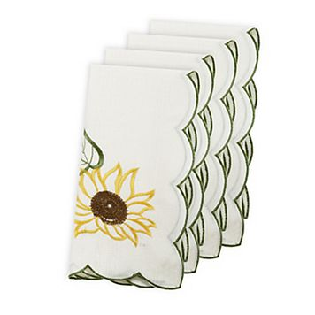 Celebrate Fall Together Cutout Napkin 4-pk.