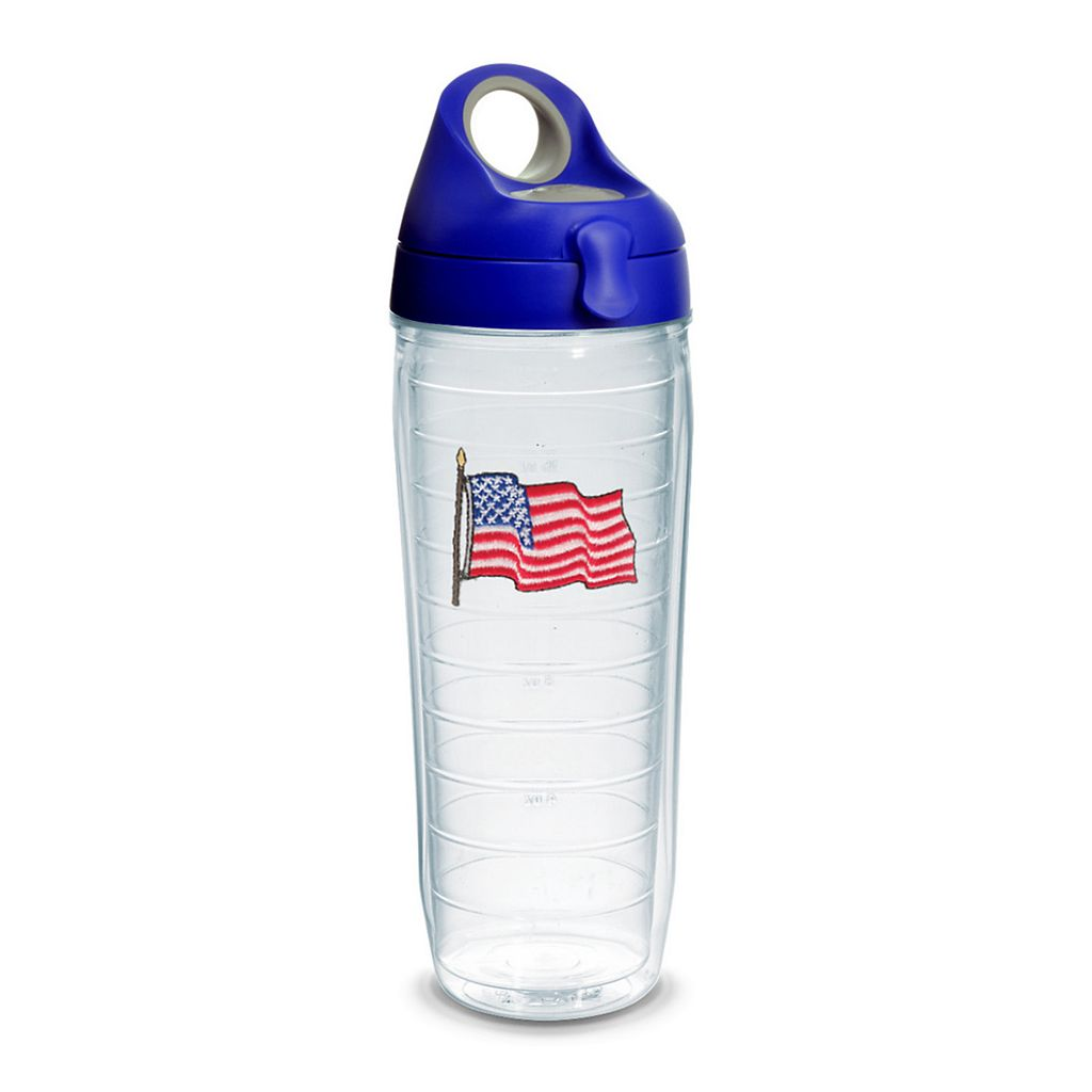 Tervis American Flag Water Bottle