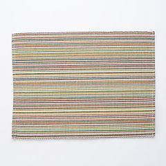 Food Network™ 4 pc Multi-Stripe Placemat Set