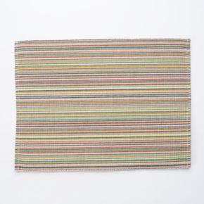 Food Network? 4-pc. Multi-Stripe Placemat Set