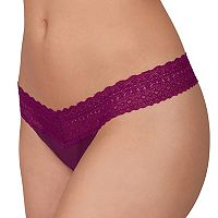 Juniors' Candie's® Mesh Thong Panty