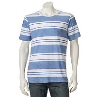 Men's Distortion Varied Striped Tee
