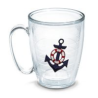 Tervis Anchor Blue Mug