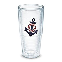 Tervis Anchor Blue Tumbler