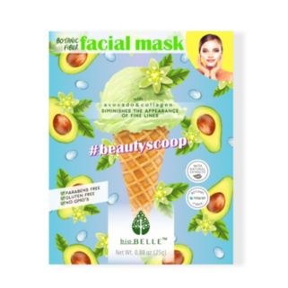 bioBELLE Beautyscoop Wrinkle Minimizing Facial Sheet Mask