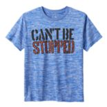 "Boys 8-20 Tek Gear® ""Can't Be Stopped"" Tee"