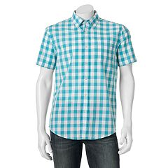 Men's SONOMA Goods for Life™ Modern-Fit Button-Down Shirt