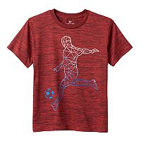 Boys 8-20 Tek Gear® Strike Squad Tee