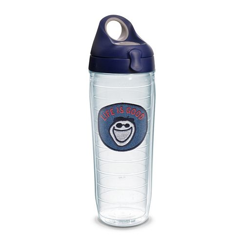 Life is Good Jake Water Bottle by Tervis
