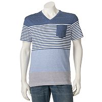 Men's Distortion Legend Striped Tee