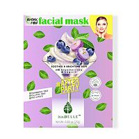 bioBELLE Afterparty Brightening Facial Sheet Mask
