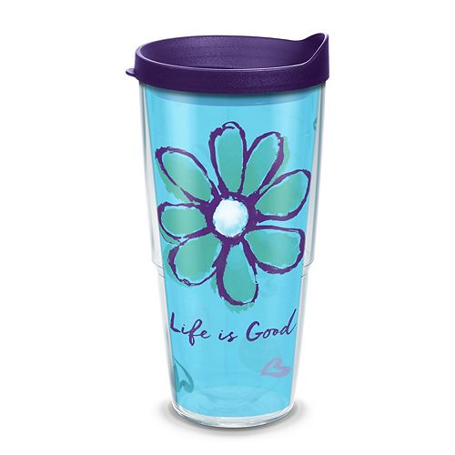 Life is Good Daisy Tumbler by Tervis