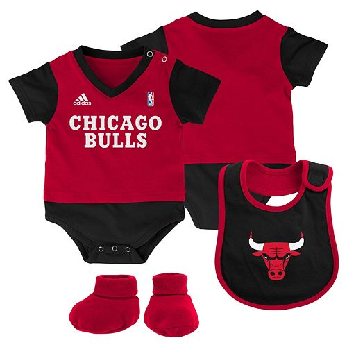 a1a2bfe94ae ... cheapest baby adidas chicago bulls 3 piece jersey bodysuit set 1629a  f5369