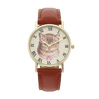 Vivani Women's Cat Watch
