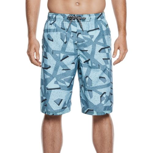 Men's Nike Granite Water Shedding Swim Trunks