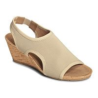 A2 by Aerosoles Coffee Cake Women's Wedge Sandals