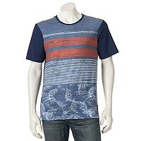 Men's Distortion Americana Tropical Tee