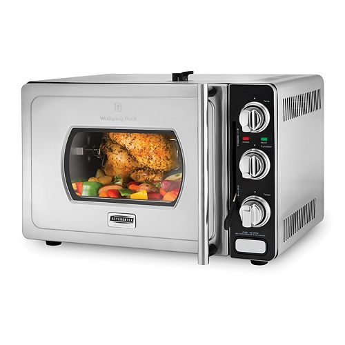 As Seen on TV Wolfgang Puck Pressure Oven with Rotisserie
