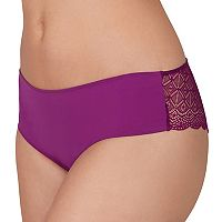 Juniors' Candie's® Micro Lace-Back Cheeky Panty