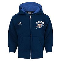 Toddler adidas Oklahoma City Thunder Pledge Hoodie