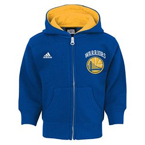 Toddler adidas Golden State Warriors Pledge Hoodie
