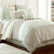 Palisades 8 pc Comforter Set
