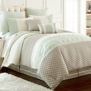 8 Piece Estella Comforter Set