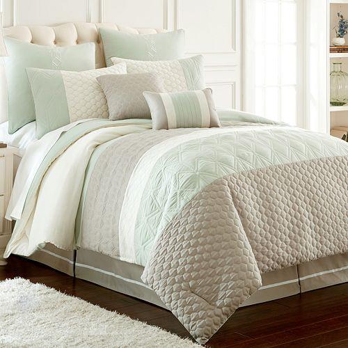 Palisades 8-piece Comforter Set