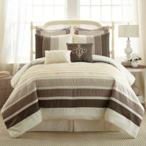 Rue De Temple 8-piece Comforter Set