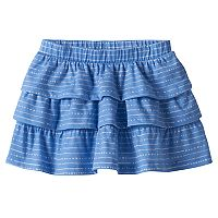 Toddler Girl Jumping Beans® Tiered Ruffle Skort