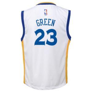 Toddler adidas Golden State Warriors Draymond Green Replica Jersey