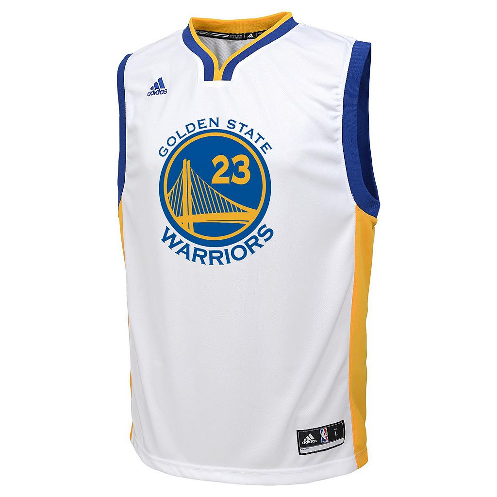Toddler adidas Golden State Warriors Draymond Green Replica Jersey