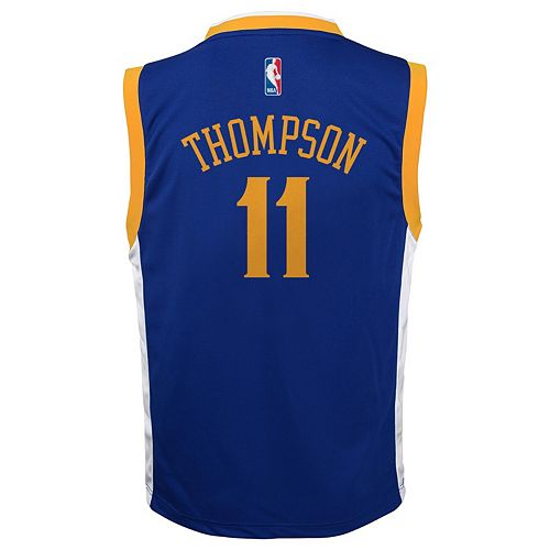 best website 89e64 e970b Toddler adidas Golden State Warriors Klay Thompson Replica ...