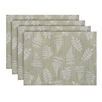Food Network™ Sage Fern Placemat 4-pk.