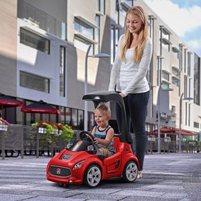Step2 Turbo Coupe Foot-to-Floor Ride-On