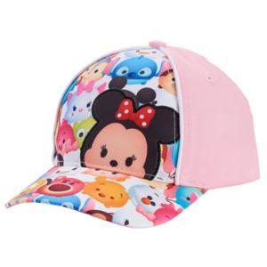 Disney Tsum Tsum Minnie Mouse Toddler Girl Baseball Cap