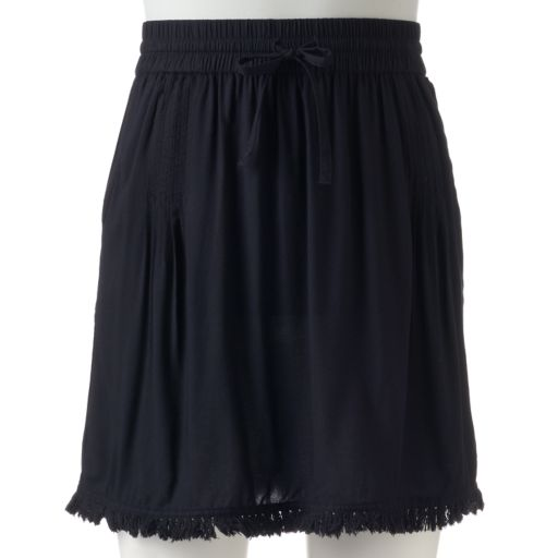 Women's SONOMA Goods for Life™ Pintuck Skirt