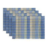 Food Network™ Chindi Aqua Placemat 4-pk.