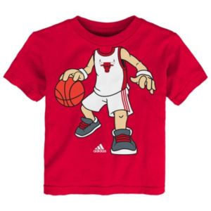 Baby adidas Chicago Bulls Hoop Dreams Tee