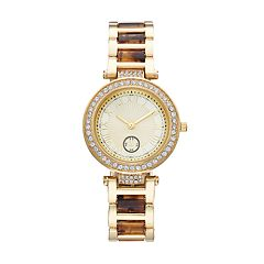 Women's Crystal Tortoise Watch