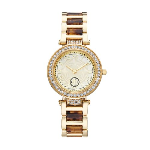 Women's Crystal Tortoise Watch by