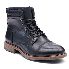 Mens Black Boots - Shoes | Kohl's
