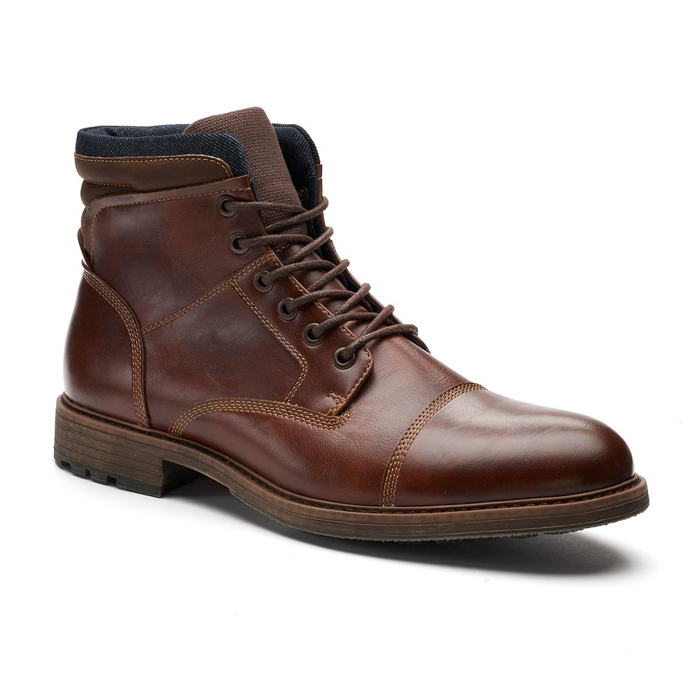 Bathroom scales boots - Sonoma Goods For Life Arches Men S Ankle Boots