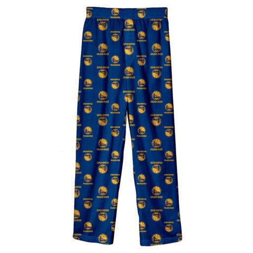 Toddler adidas Golden State Warriors Lounge Pants