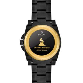 Bulova Men's GRAMMY® Awards Special Edition Precisionist Stainless Steel Watch - 98B295